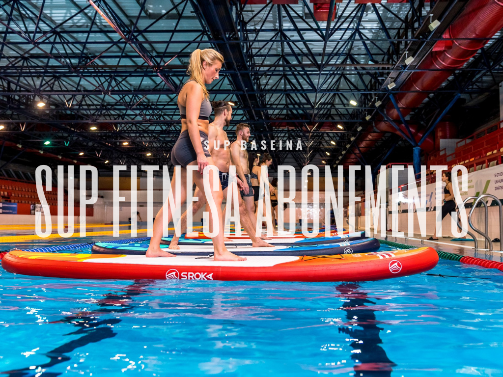 SUP FITNESS ABONEMENTS